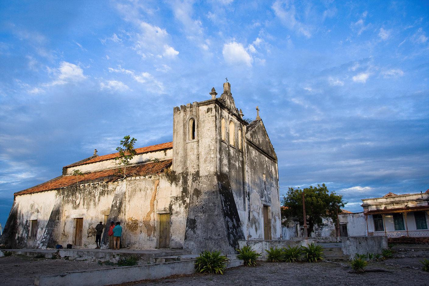 Ibo Island Church