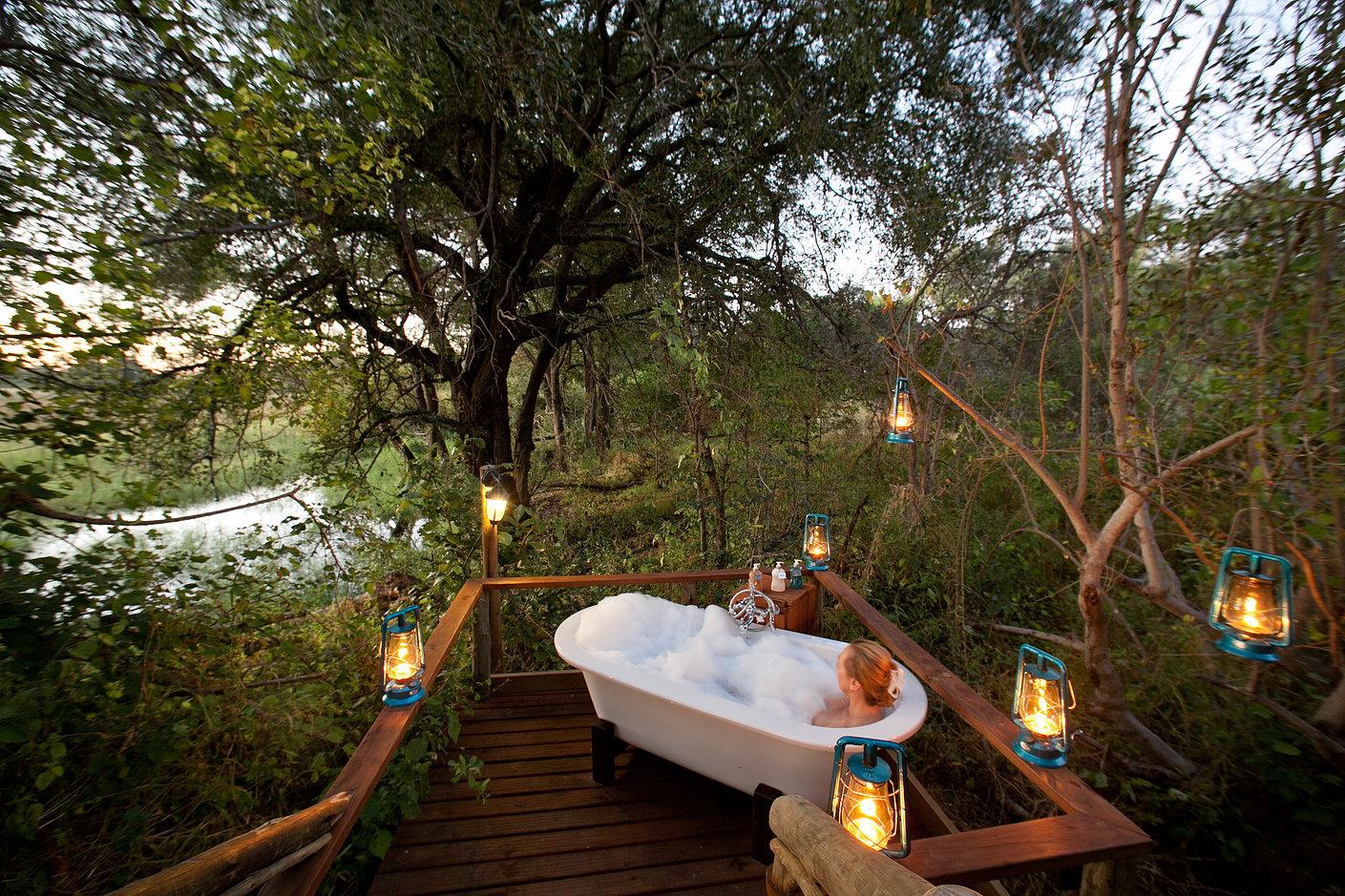 Pom Pom Camp, Okavango