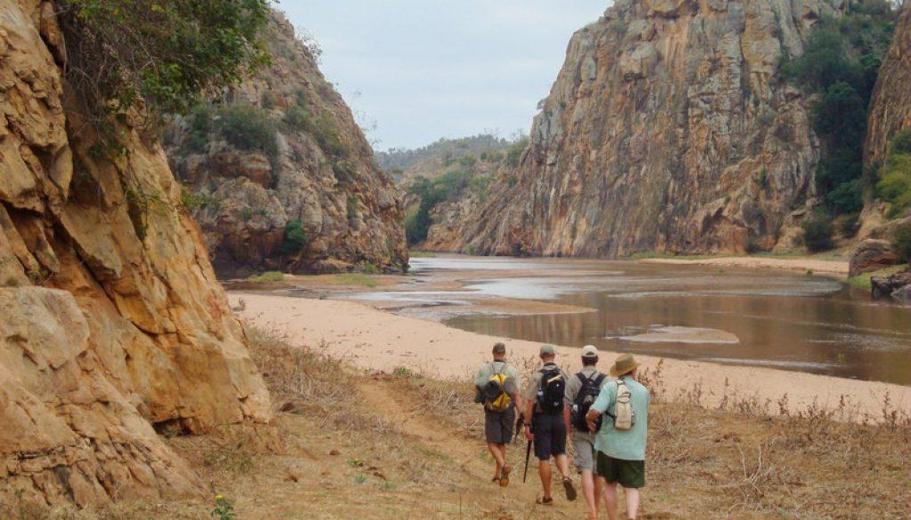 Puffer Walking Trail, Kruger National Park