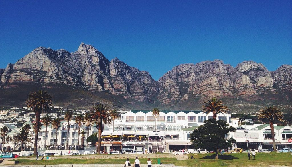 Camps Bay Beach, Cape Town