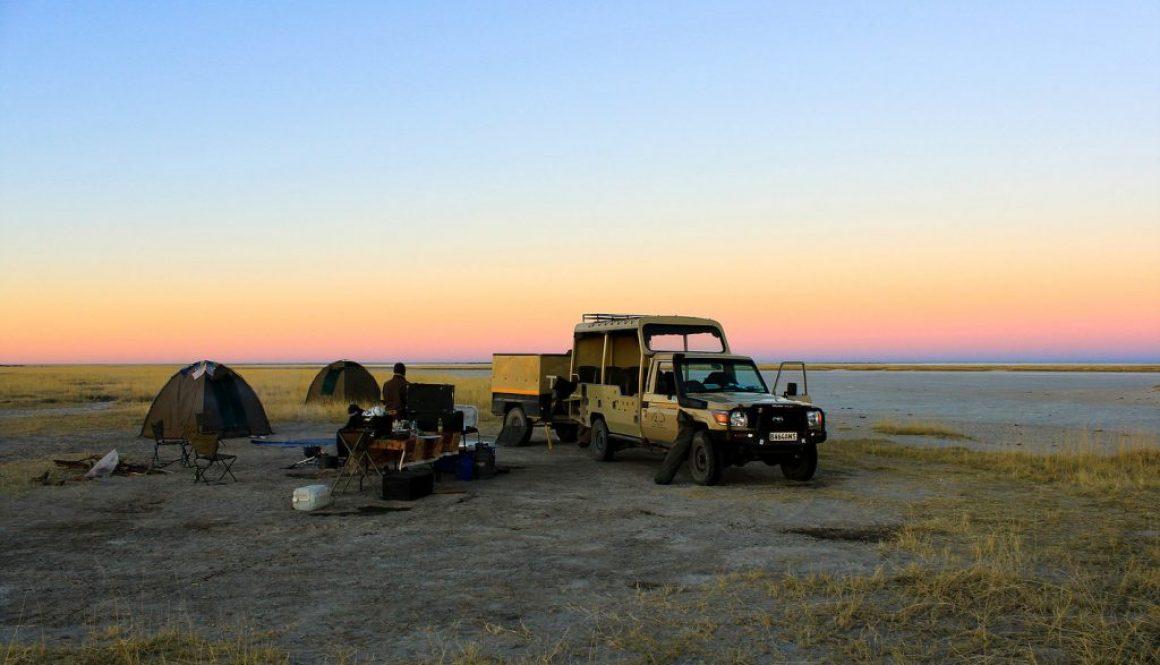 Botswana adventure safari