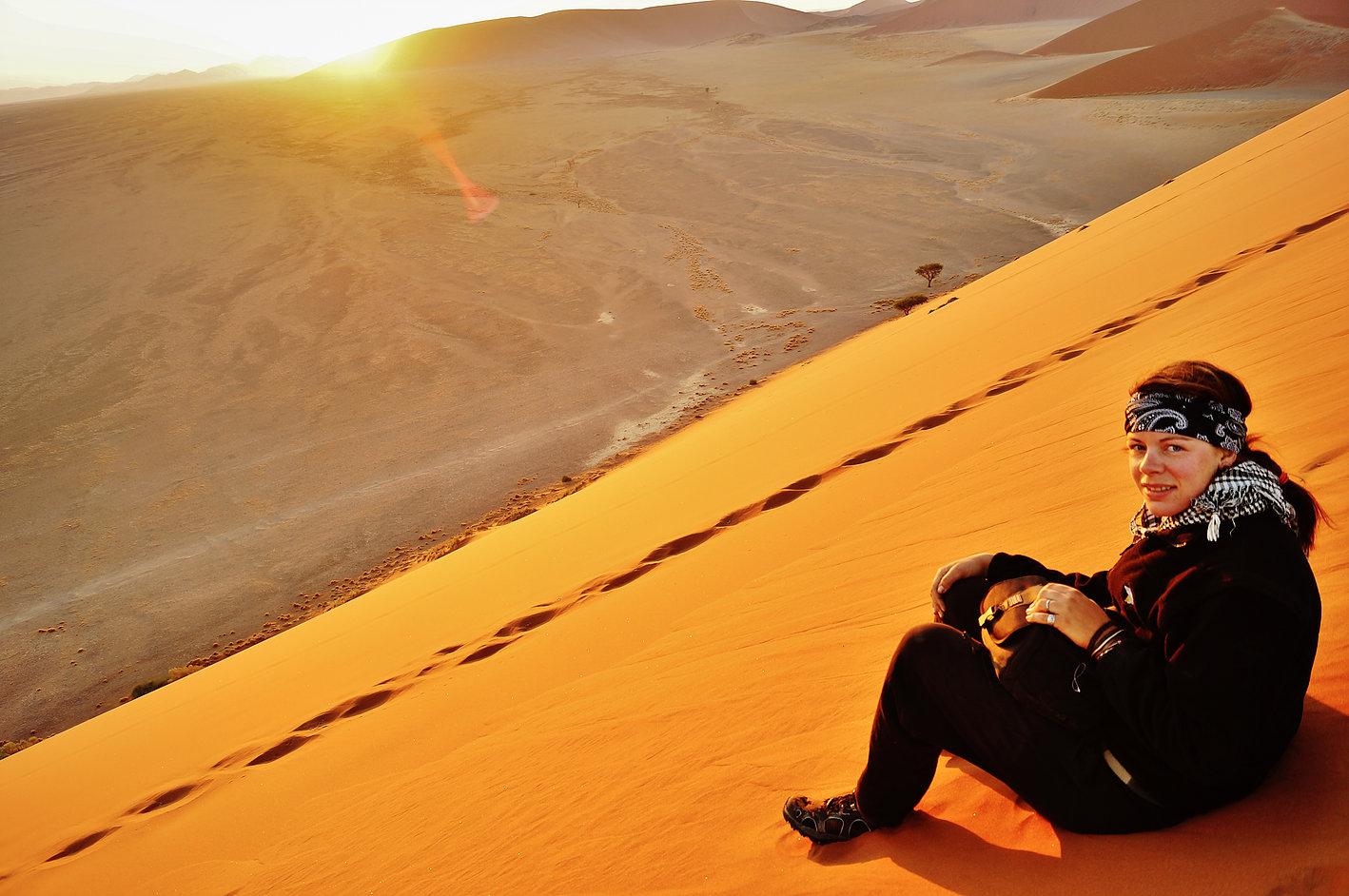 bucket-list African adventures, sossusvlei