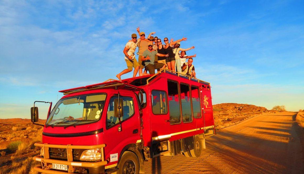Namibia small group safari