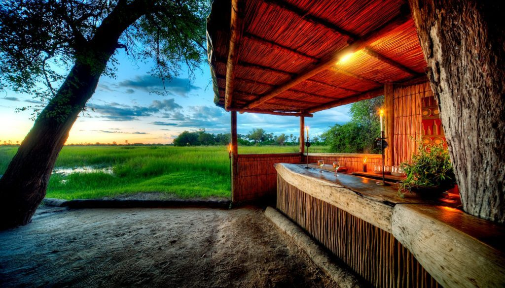 Oddballs Camp, Botswana