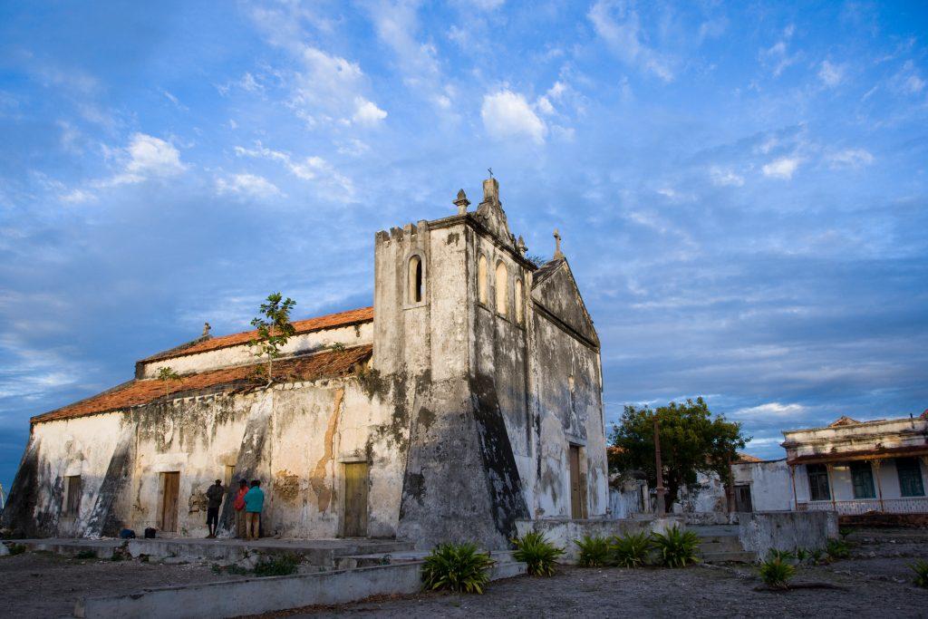 Catholic Cathedral Ibo Island