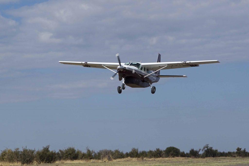 Made in Africa Tours & Safaris - Botswana Family Lodge Safari - Light Aircraft Transfer