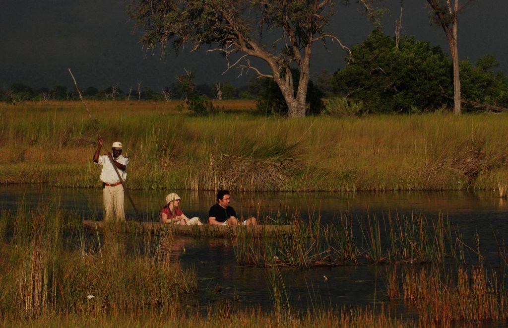 Made in Africa Tours & Safaris - Botswana Family Lodge Safari - Okavango Delta Mekoro Excursion