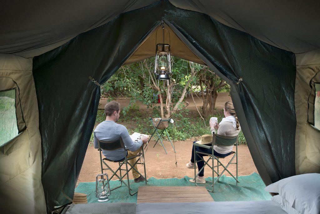 Pafuri Walking Trail Camp
