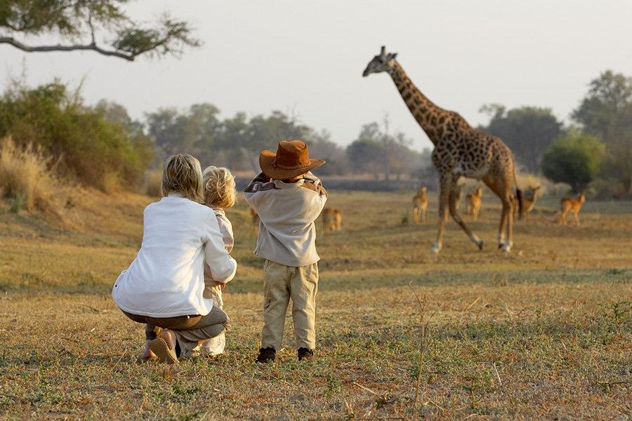 BOTSWANA FAMILY ADVENTURE SAFARI