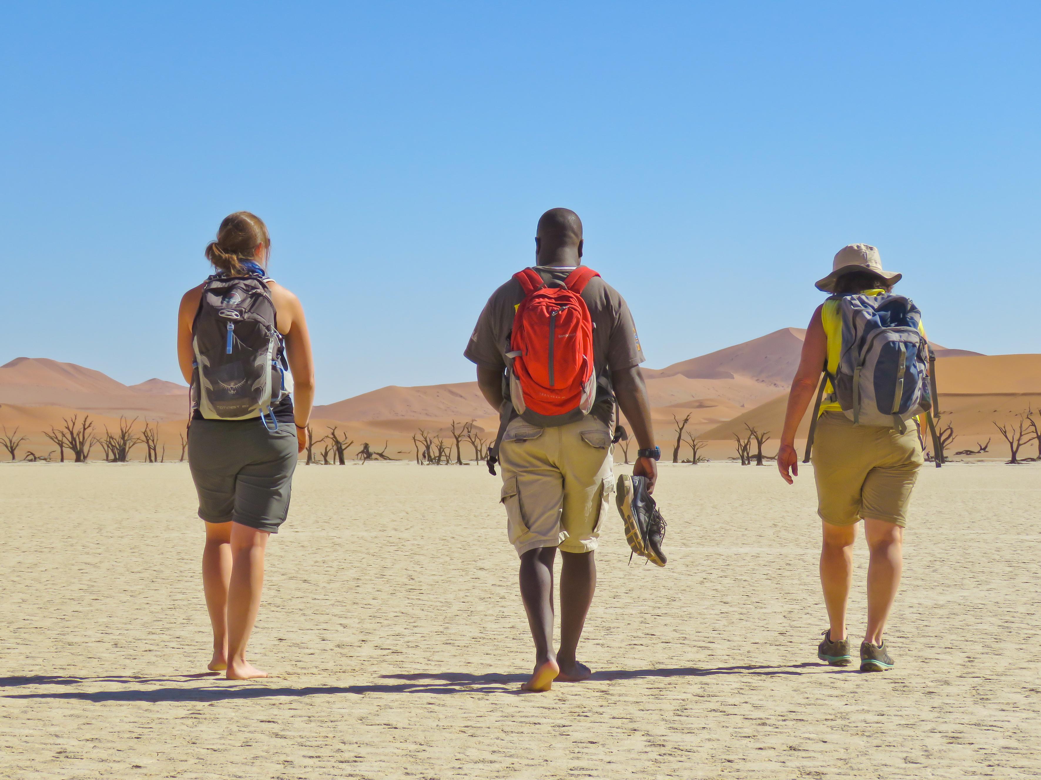 NAMIBIA & BOTSWANA CAMPING SAFARI