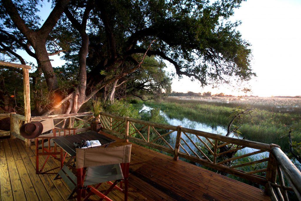 Best of Botswana Lodge Safari - Pom Pom Camp
