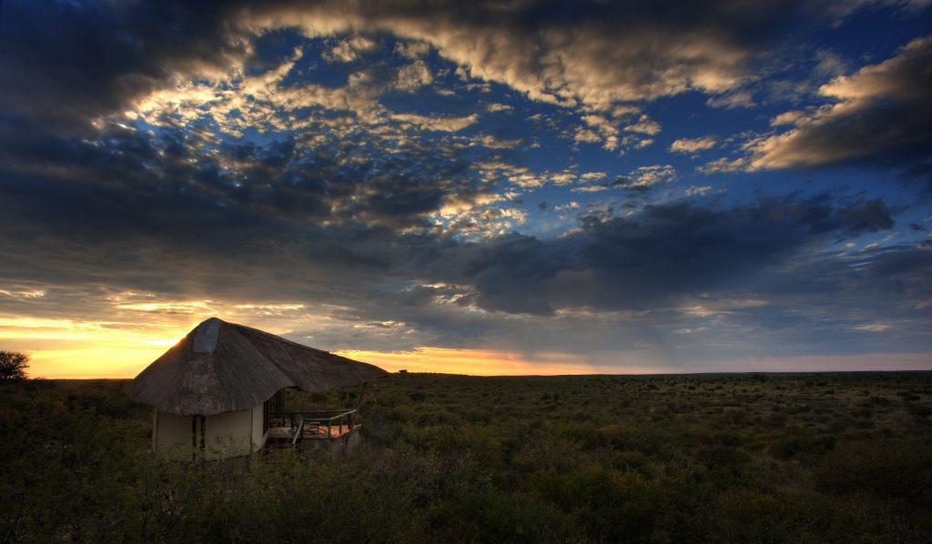 Best of Botswana Lodge Safari, Tau Pan Camp, Central Kalahari