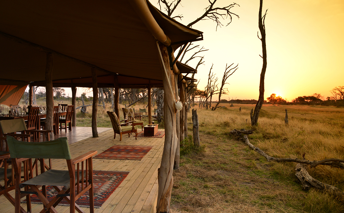 ZIMBABWE LUXURY YOGA SAFARI