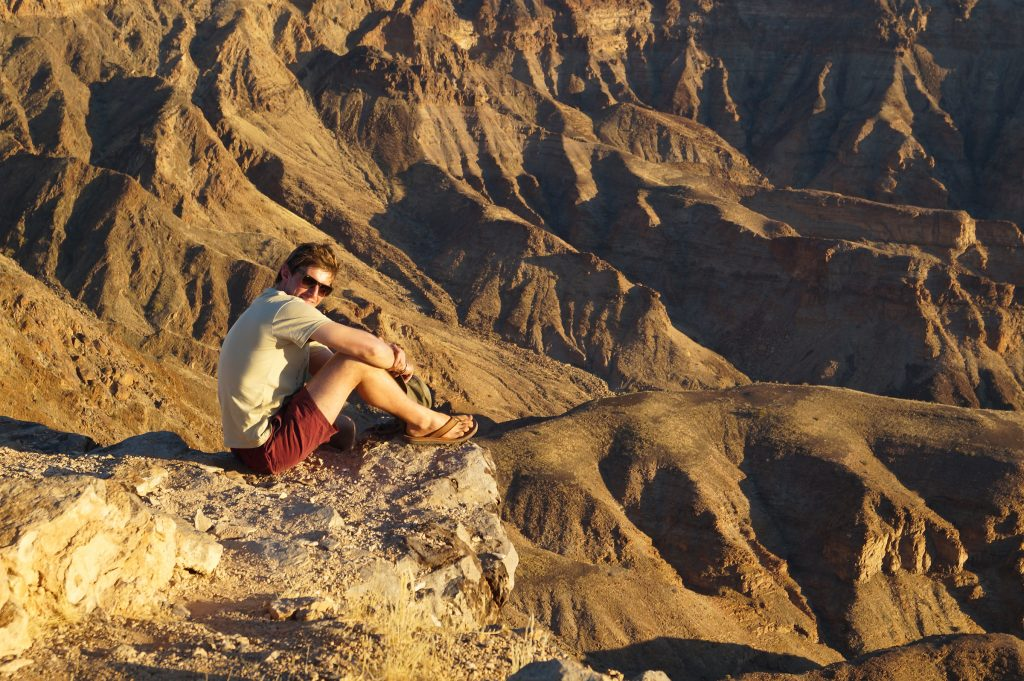 Fish River Canyon - Cape to Vic Falls Adventure Safari