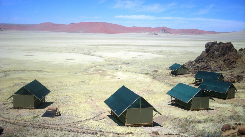 Kulala Adventure Camp - Namibia Exploration Safari