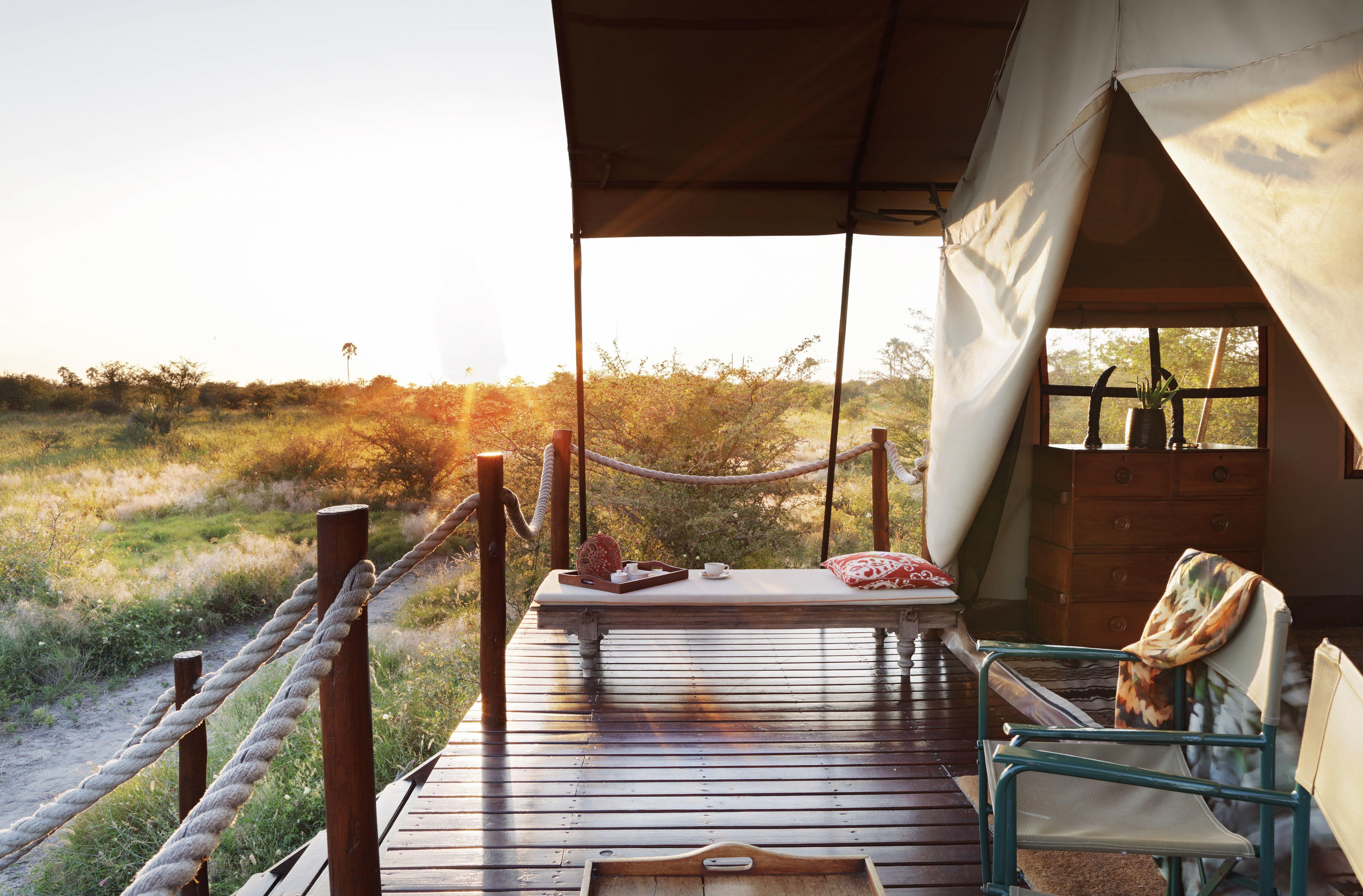Camp Kalahari, Botswana