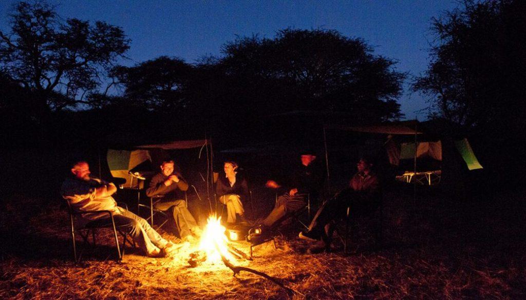Botswana Budget Adventure Camping Safari