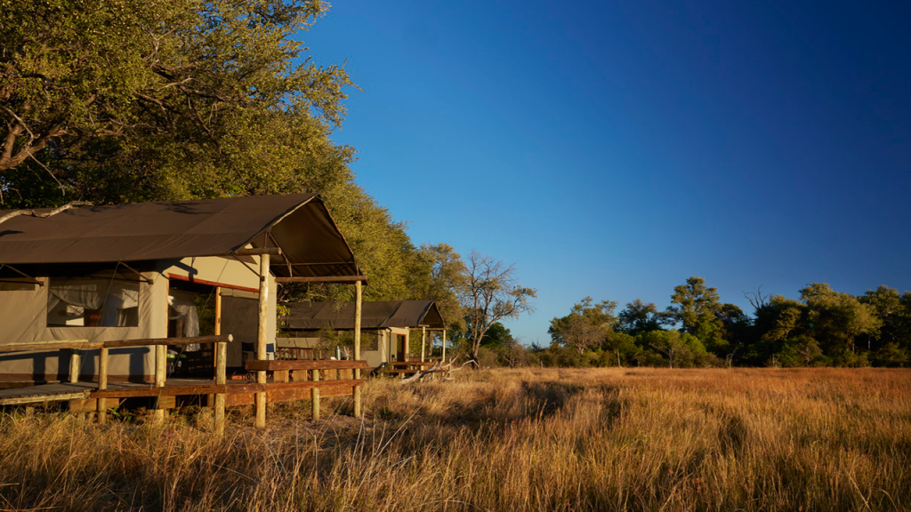 Botswana-Private-Reserve-Lodge-Safari---Jackal-&-Hide-tent-exterior - Copy