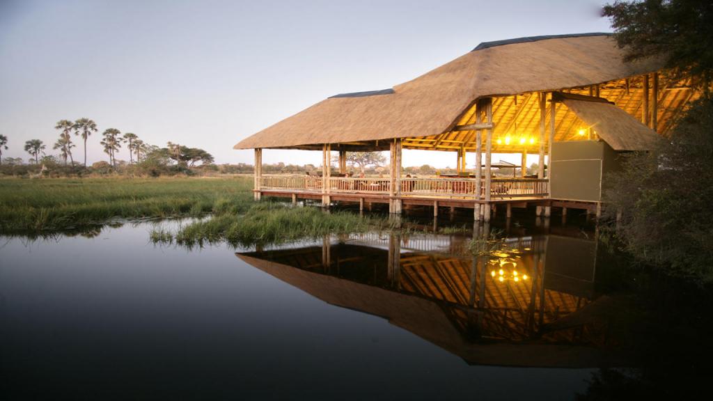 Botswana-Roundabout---Moremi-Crossing-Okavango-Delta