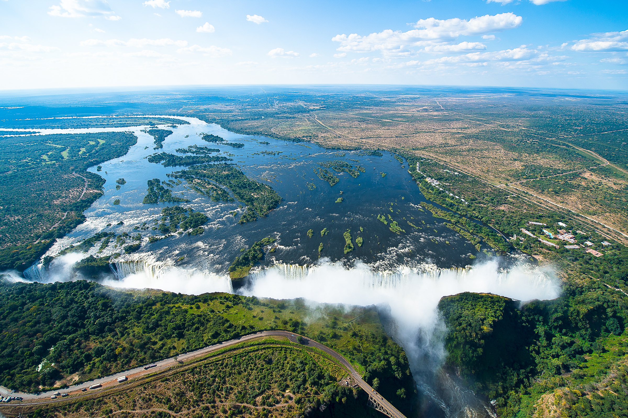 Best time to visit Victoria Falls