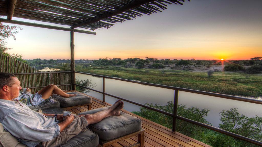 Botswana-Honeymoon-Safari---Lerooa-La-Tau-safari-suite-view