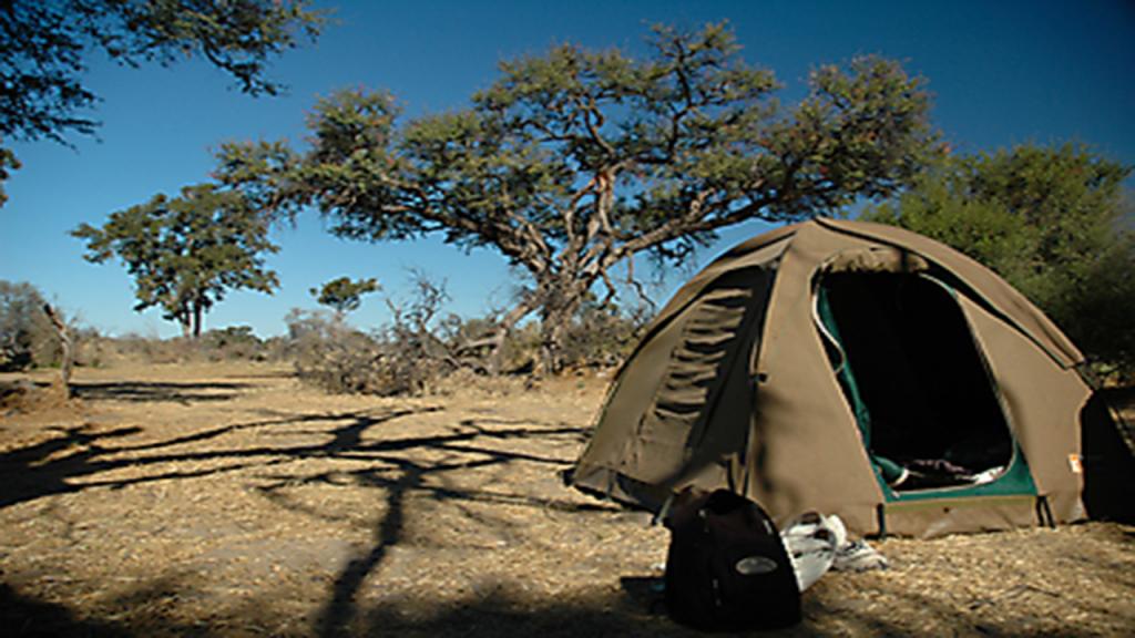 Zimbabwe-&-Botswana-Camping-Safari---Moremi-Game-Reserve-Wild-Camping