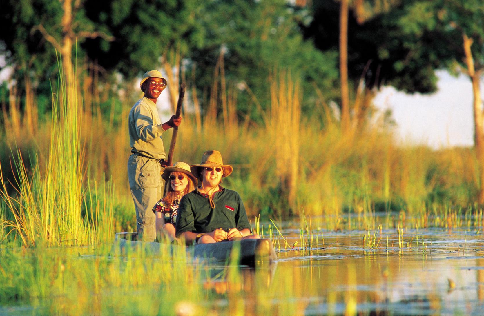 Okavango-Delta-Mokoro-Excursion---Made-in-Africa-privately-hosted-Botswana-Safari