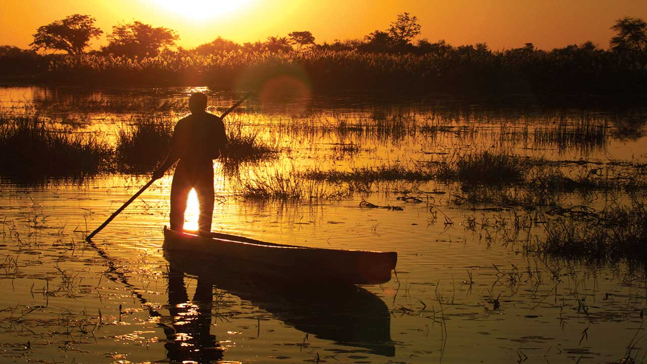 Okavango-Delta-Mokoro-Excursion